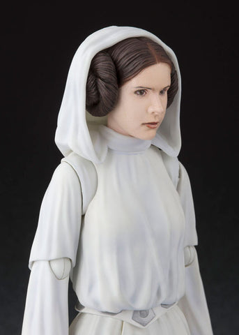 S.H.Figuarts - Star Wars: A New Hope - Princess Leia Organa