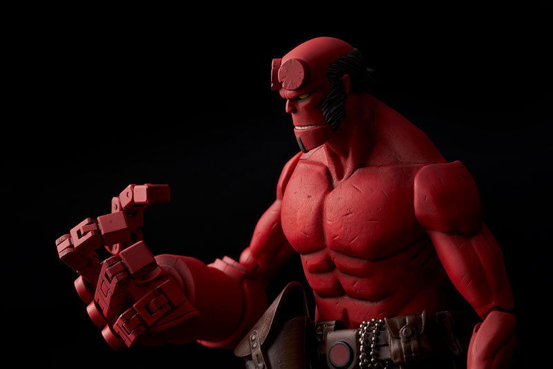 1000Toys - Mike Mignola's Hellboy (1/12 Scale)
