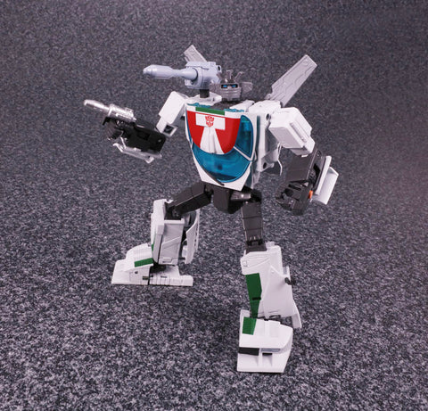 TakaraTomy - Transformers Masterpiece - MP-20+ - Wheeljack