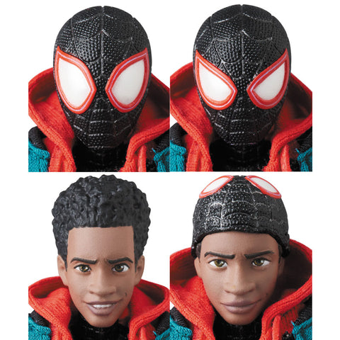 Medicom - MAFEX No. 107 - Marvel - Spider-Man: Into the Spider-Verse - Miles Morales