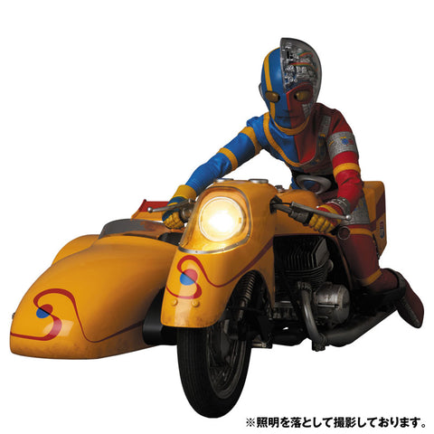 Medicom - Real Action Heroes No. 784 - Kikaider - Kikaider & Side Machine (Ultimate Edition)