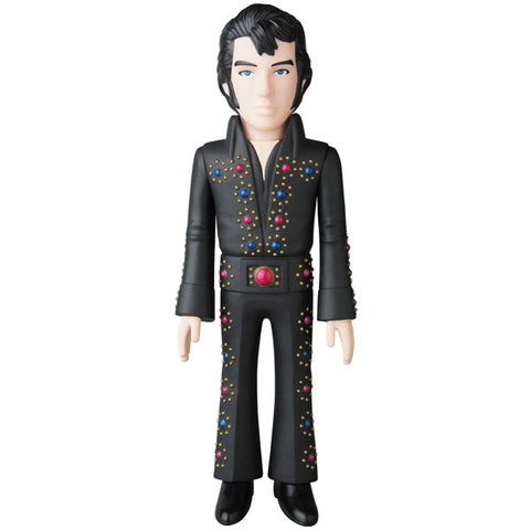 Medicom - Vinyl Collectible Dolls No. 328 - Elvis Presley (Black Ver.)
