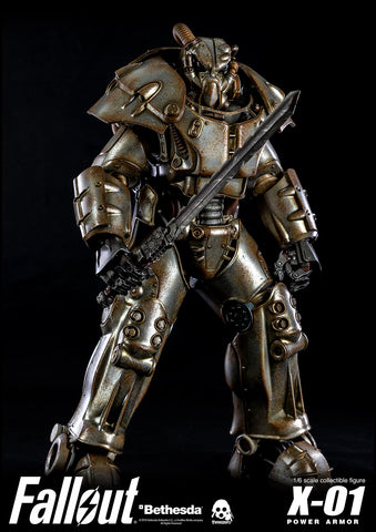 ThreeZero - Fallout 4 - X-01 Power Armor (1/6 Scale)
