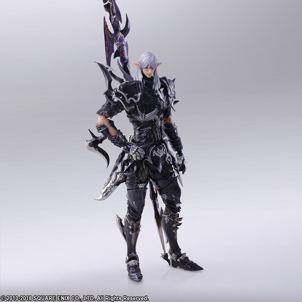 Bring Arts - Final Fantasy XIV - Estinien