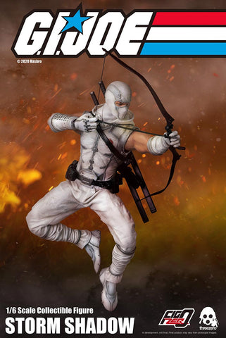Threezero - G.I. Joe - Storm Shadow (1/6 Scale)