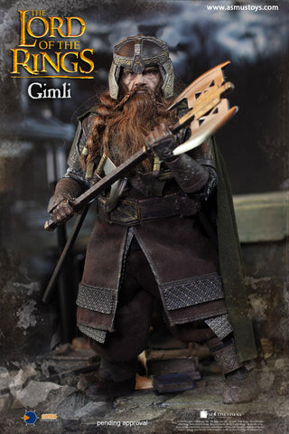 Asmus Toys - The Lord of the Rings: Heroes of Middle-Earth - Gimli (1/6 Scale)