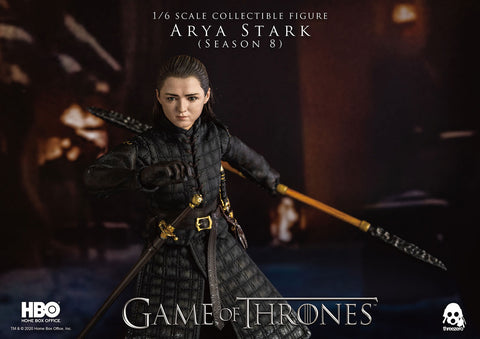 ThreeZero - Game of Thrones - Arya Stark (Season 8) (1/6 Scale)