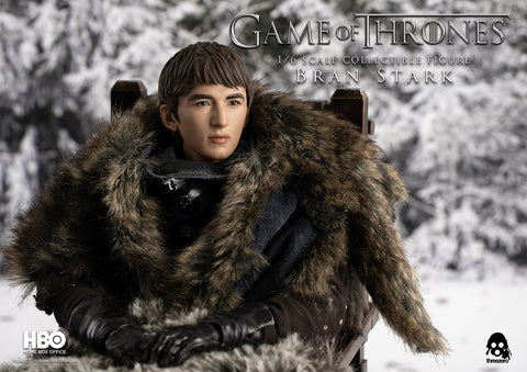 ThreeZero - Game of Thrones - Bran Stark (Standard) (1/6 Scale)