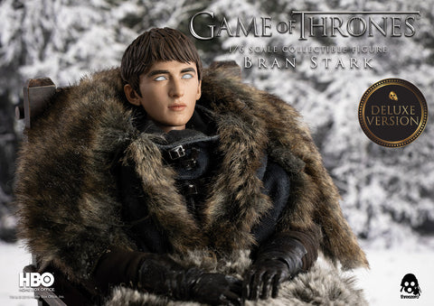 ThreeZero - Game of Thrones - Bran Stark (Deluxe) (1/6 Scale)