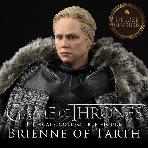 ThreeZero - Game of Thrones (Season 7) - Brienne of Tarth (Deluxe) (1/6 Scale)