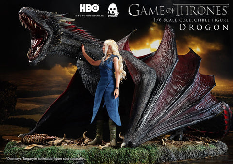 ThreeZero - Game of Thrones - Drogon (1/6 Scale)