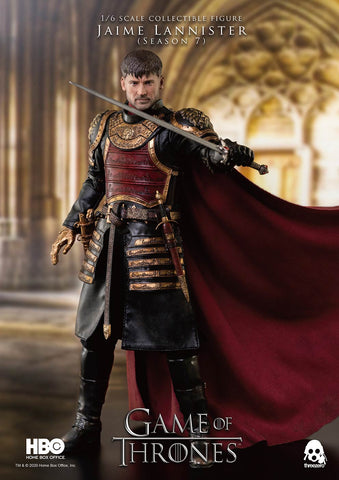 Threezero - Game of Thrones - Jaime Lannister (Season 7) (1/6 Scale)
