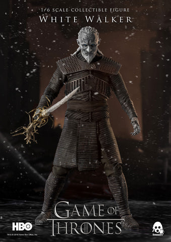ThreeZero - Game of Thrones - White Walker (Deluxe)