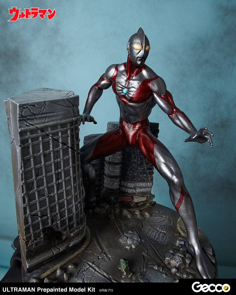 Gecco - Ultraman Pre-Painted Model Kit
