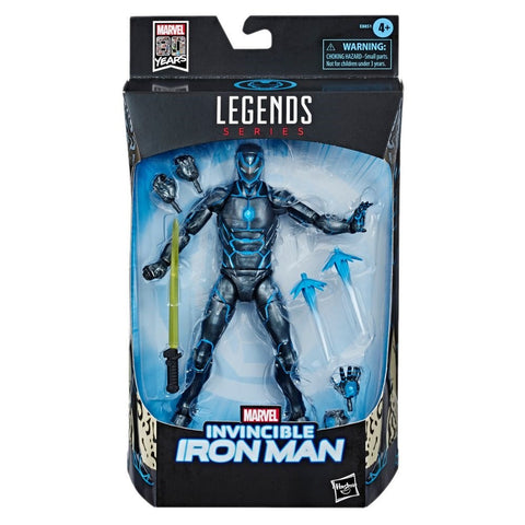 Hasbro - Marvel Legends - Invincible Iron Man - Iron Man Stealth Suit