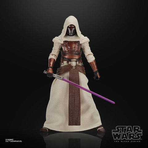 Hasbro - Star Wars: The Black Series - Galaxy of Heroes - Jedi Knight Revan