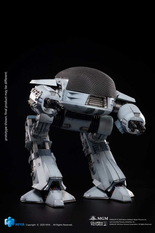 Hiya Toys - Robocop - ED-209 Enforcement Droid (with Sound) (1/18 Scale)