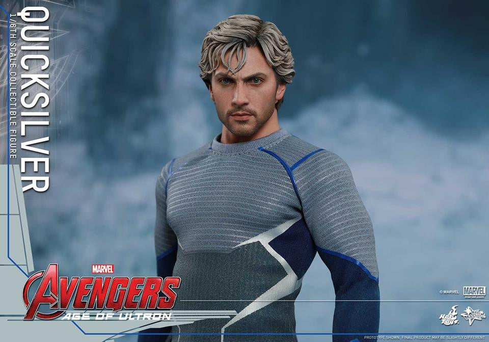 [In Stock] Hot Toys - MMS302 - Avengers: Age of Ultron - Quicksilver - Marvelous Toys - 6
