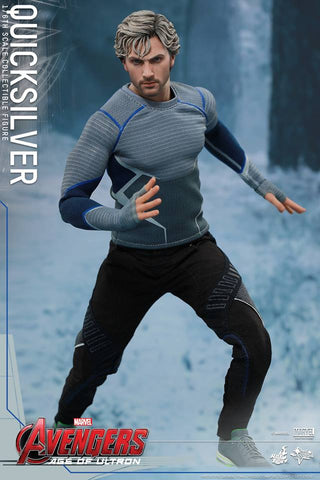 [In Stock] Hot Toys - MMS302 - Avengers: Age of Ultron - Quicksilver - Marvelous Toys - 1