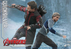 [In Stock] Hot Toys - MMS302 - Avengers: Age of Ultron - Quicksilver - Marvelous Toys - 10