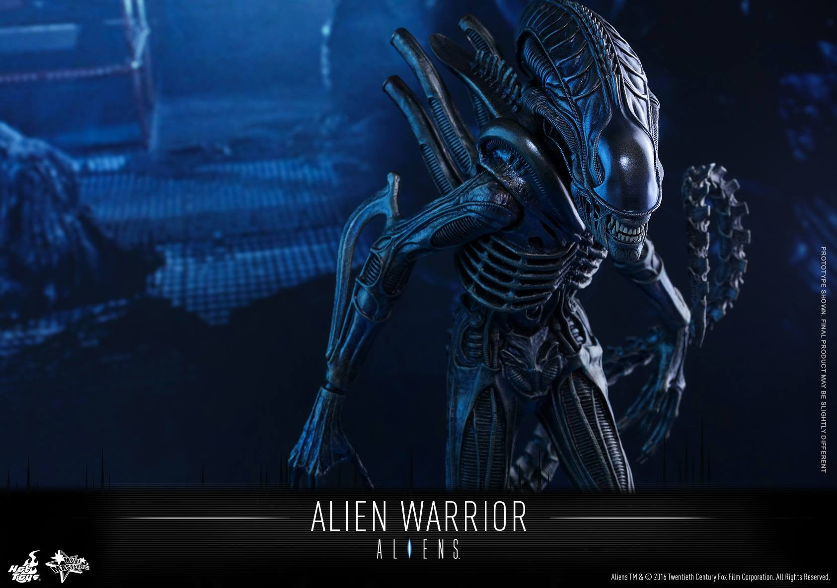 Hot Toys - Aliens: Alien Warrior MMS354 - Marvelous Toys - 2
