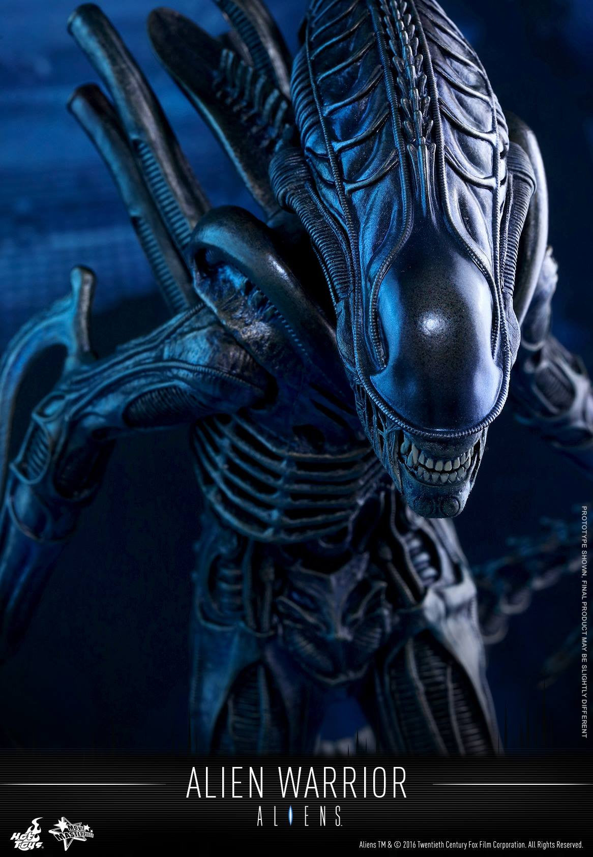 Hot Toys - Aliens: Alien Warrior MMS354 - Marvelous Toys - 4