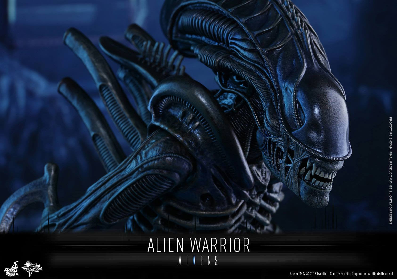 Hot Toys - Aliens: Alien Warrior MMS354 - Marvelous Toys - 5