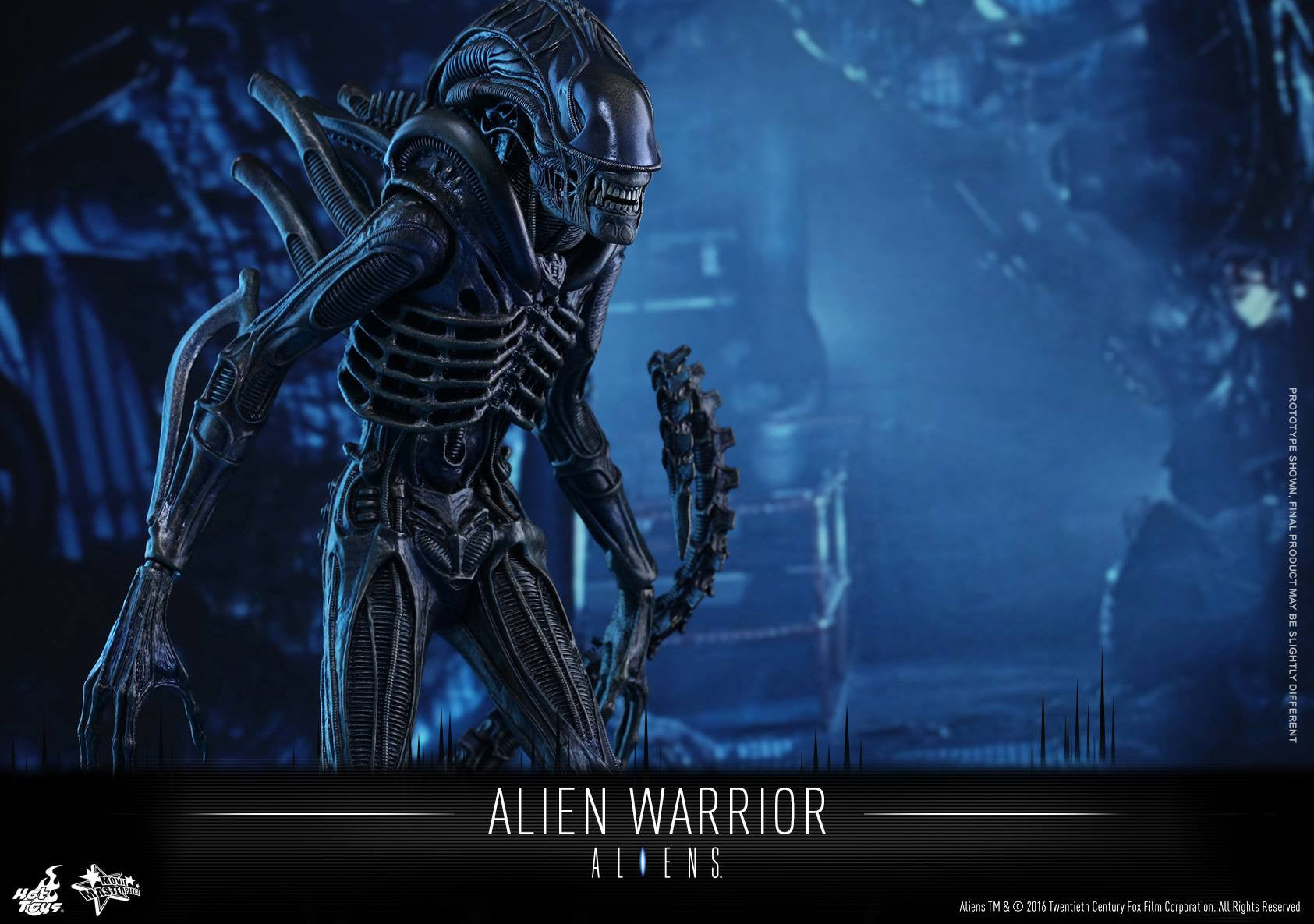 Hot Toys - Aliens: Alien Warrior MMS354 - Marvelous Toys - 7