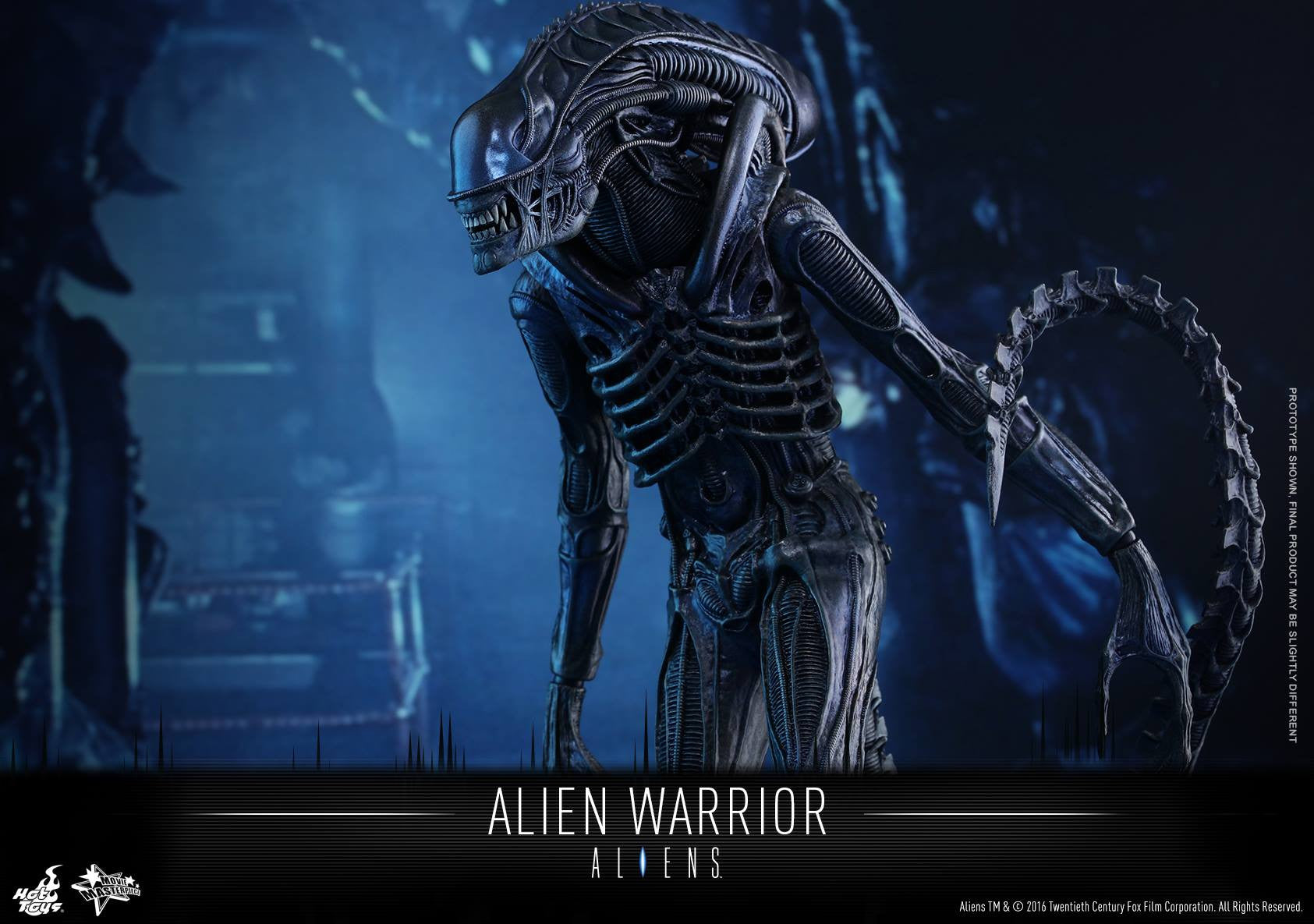 Hot Toys - Aliens: Alien Warrior MMS354 - Marvelous Toys - 11