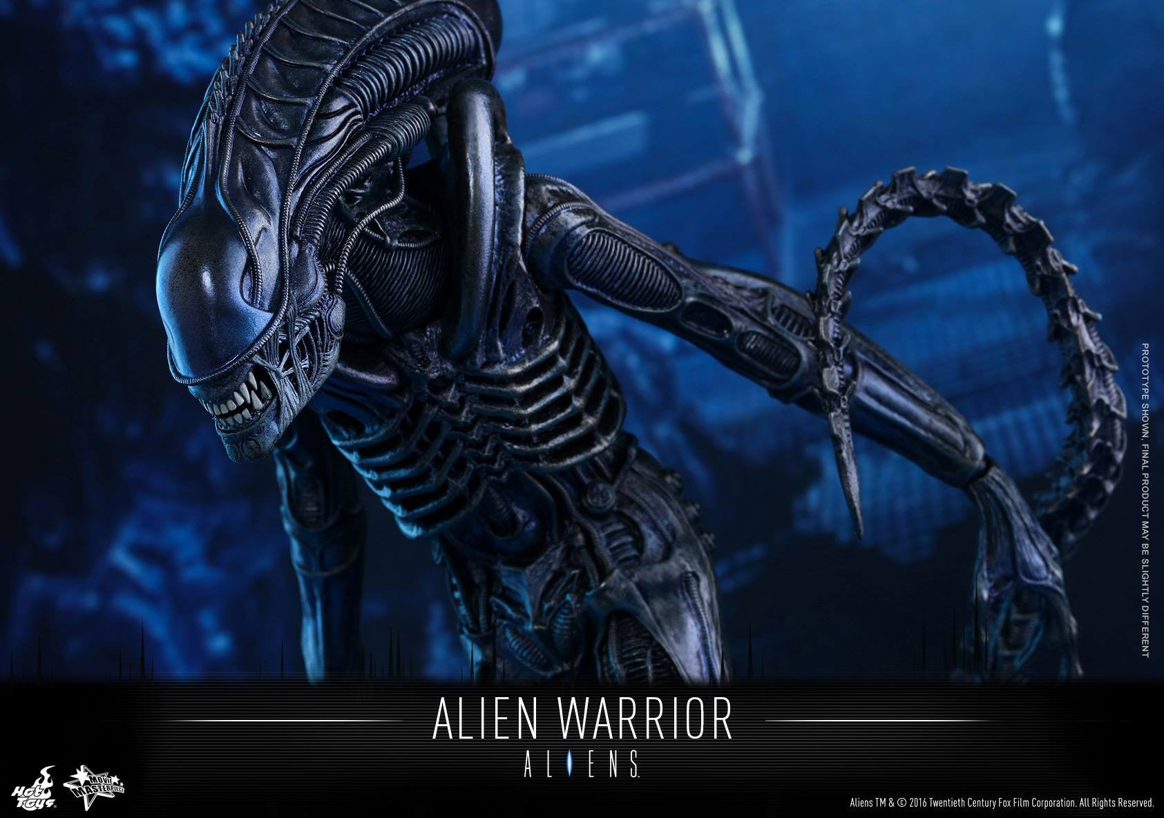 Hot Toys - Aliens: Alien Warrior MMS354 - Marvelous Toys - 13
