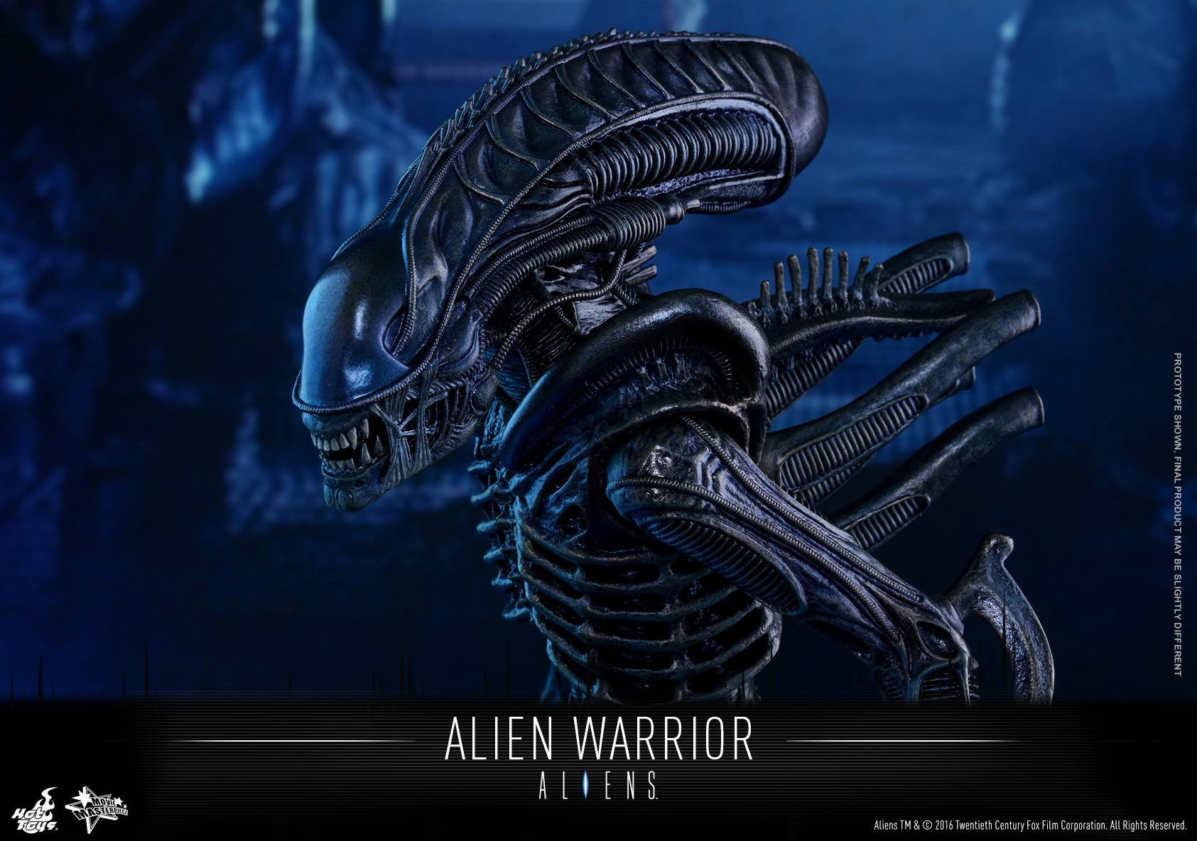 Hot Toys - Aliens: Alien Warrior MMS354 - Marvelous Toys - 14