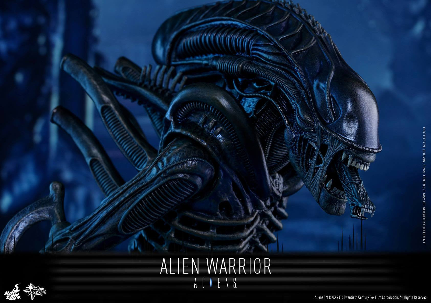 Hot Toys - Aliens: Alien Warrior MMS354 - Marvelous Toys - 15