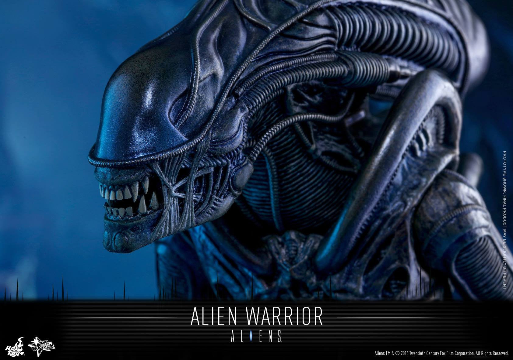 Hot Toys - Aliens: Alien Warrior MMS354 - Marvelous Toys - 16