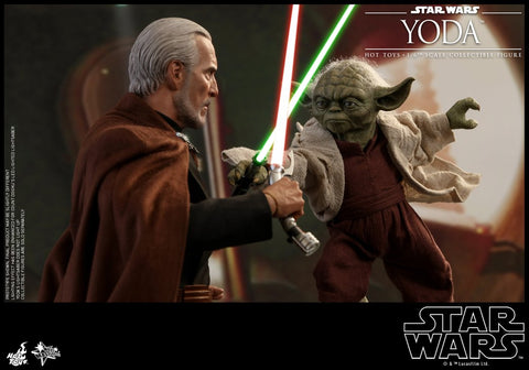 Hot Toys - MMS495 - Star Wars: Attack of the Clones - Yoda