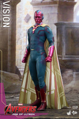 [In Stock] Hot Toys - MMS296 - Avengers: Age of Ultron - Vision - Marvelous Toys - 13