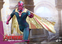 [In Stock] Hot Toys - MMS296 - Avengers: Age of Ultron - Vision - Marvelous Toys - 6