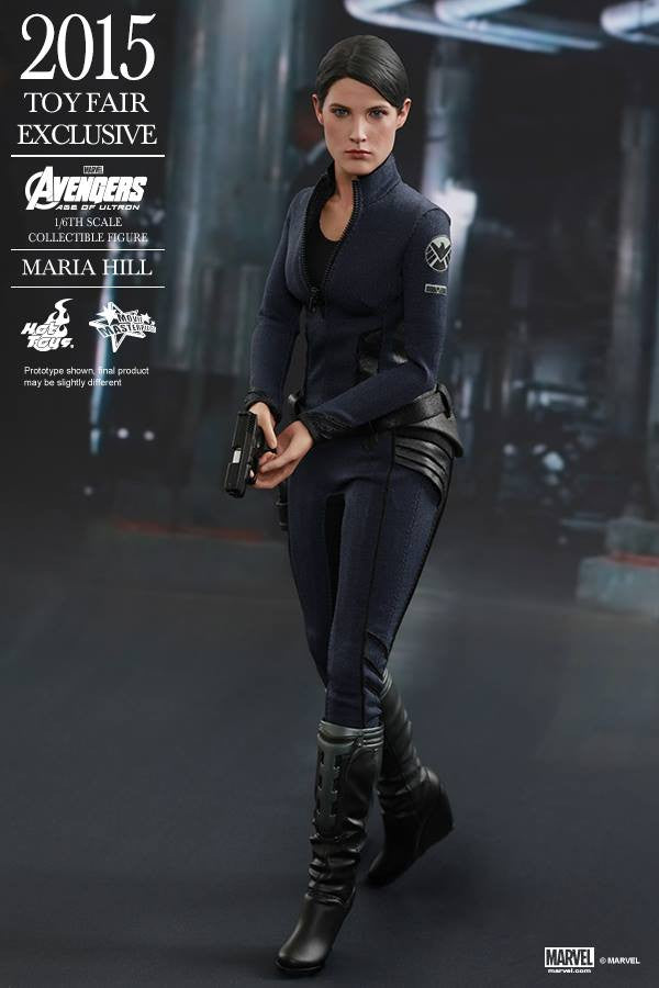 Hot Toys - MMS305 - Avengers: Age of Ultron - Maria Hill - Marvelous Toys - 1