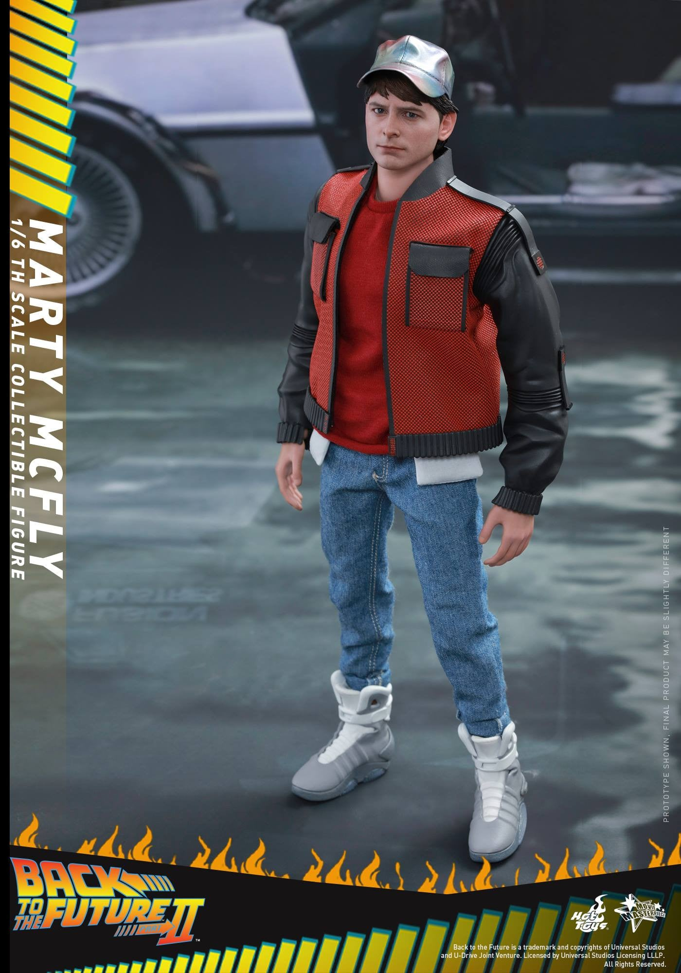 Hot Toys - MMS379 - Back to The Future Part II - Marty McFly (Normal Edition) - Marvelous Toys - 2