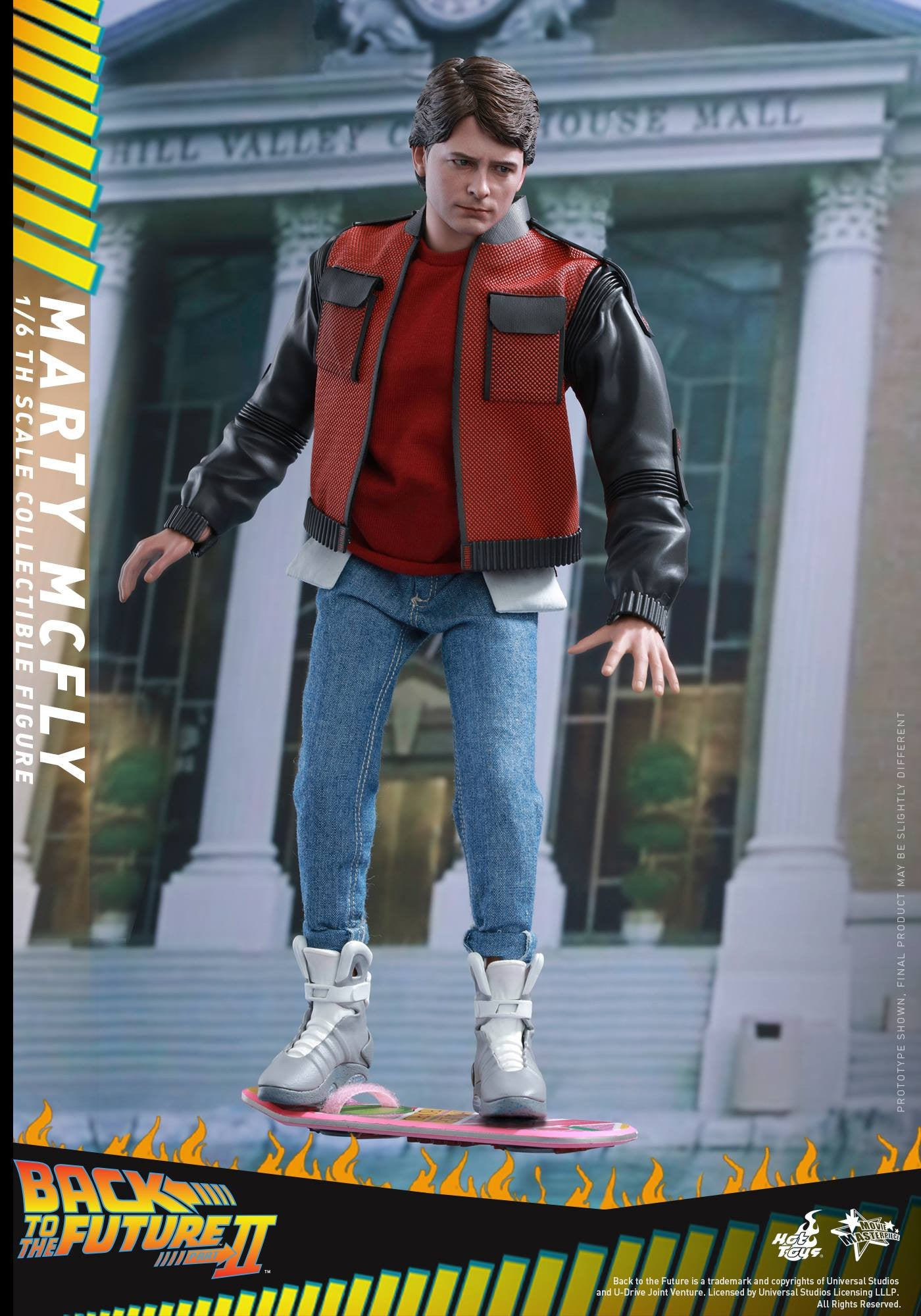 Hot Toys - MMS379 - Back to The Future Part II - Marty McFly (Normal Edition) - Marvelous Toys - 1