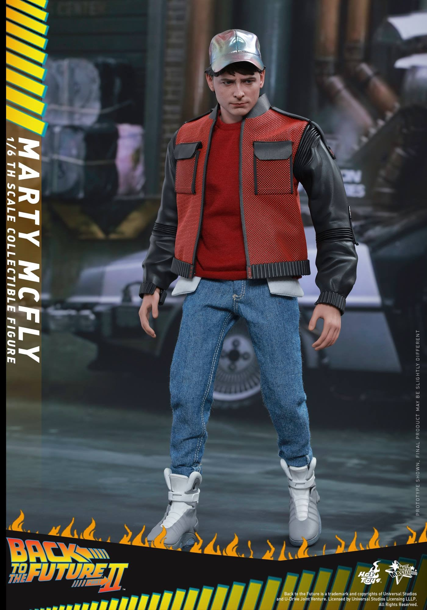 Hot Toys - MMS379 - Back to The Future Part II - Marty McFly (Normal Edition) - Marvelous Toys - 3