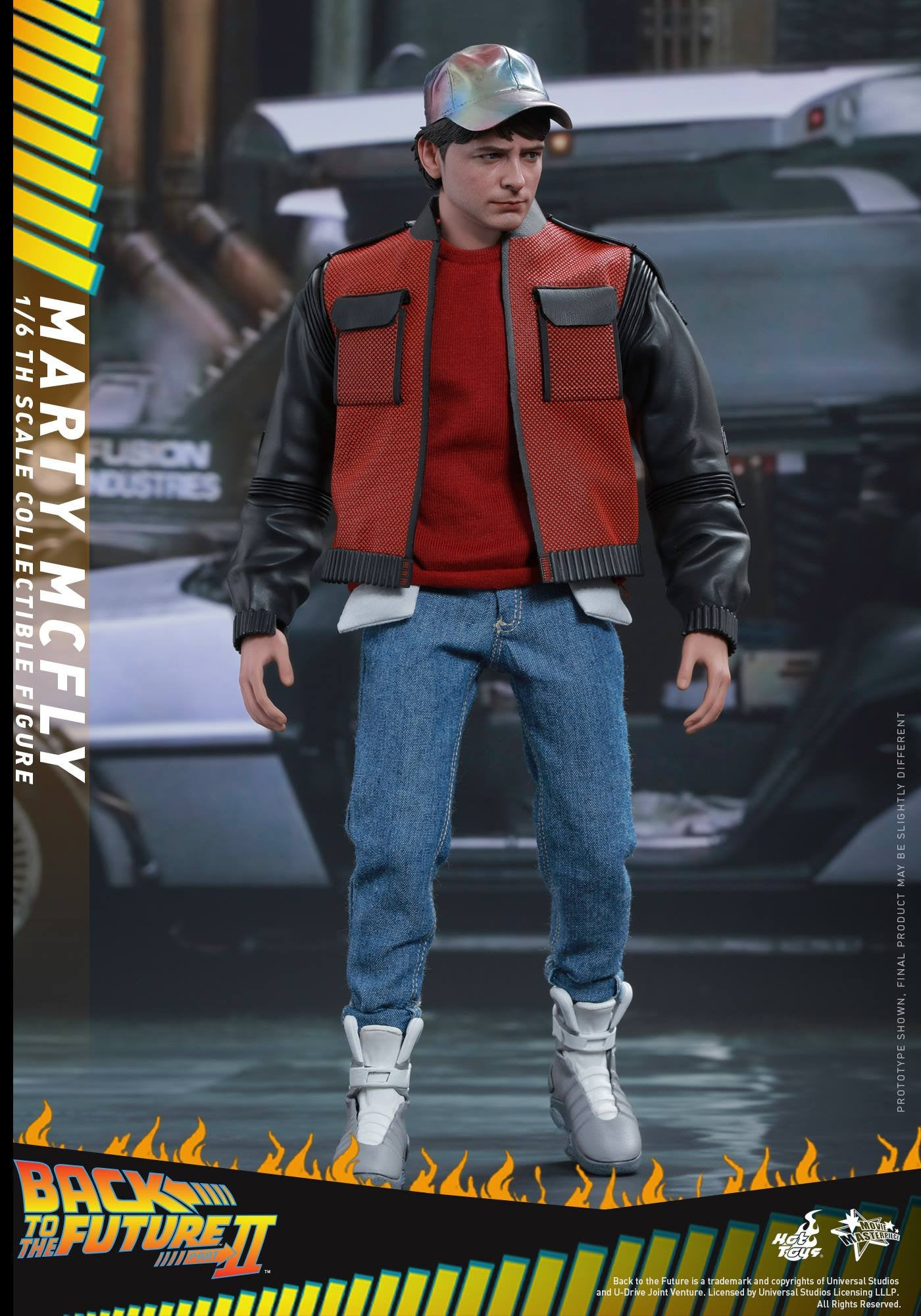 Hot Toys - MMS379 - Back to The Future Part II - Marty McFly (Normal Edition) - Marvelous Toys - 4