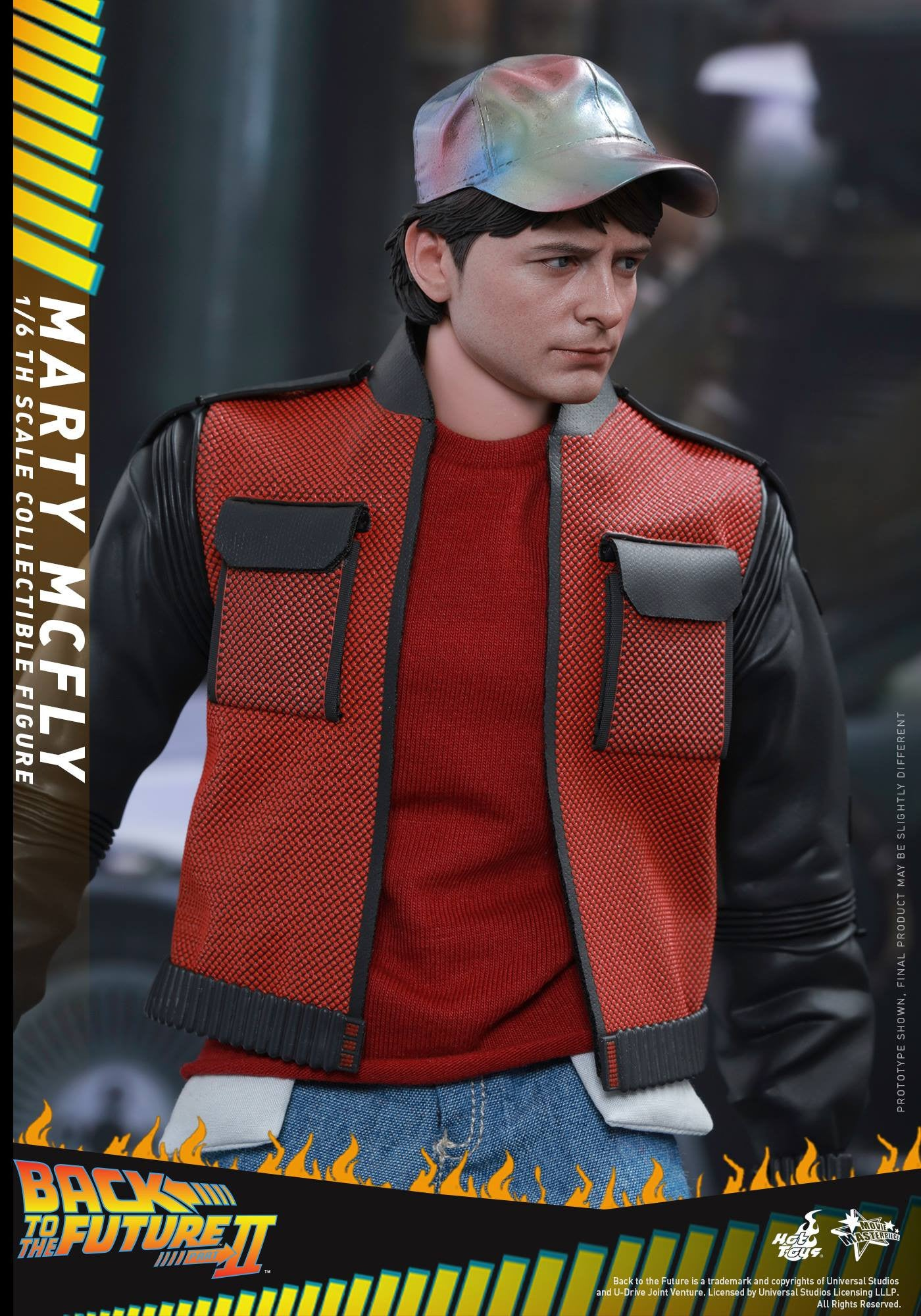 Hot Toys - MMS379 - Back to The Future Part II - Marty McFly (Normal Edition) - Marvelous Toys - 5