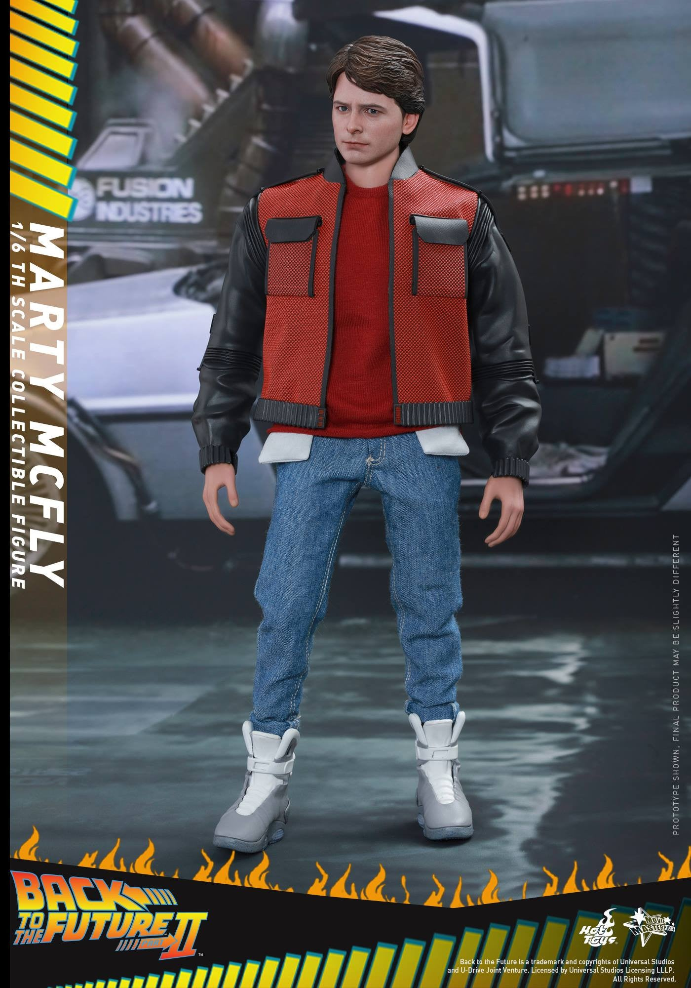 Hot Toys - MMS379 - Back to The Future Part II - Marty McFly (Normal Edition) - Marvelous Toys - 6