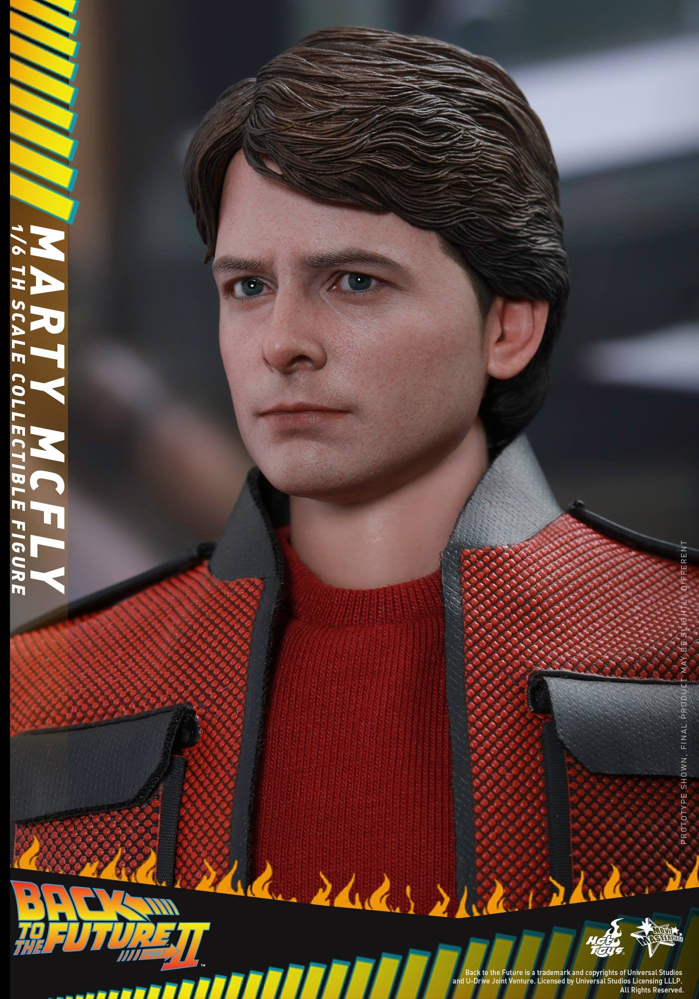 Hot Toys - MMS379 - Back to The Future Part II - Marty McFly (Normal Edition) - Marvelous Toys - 7