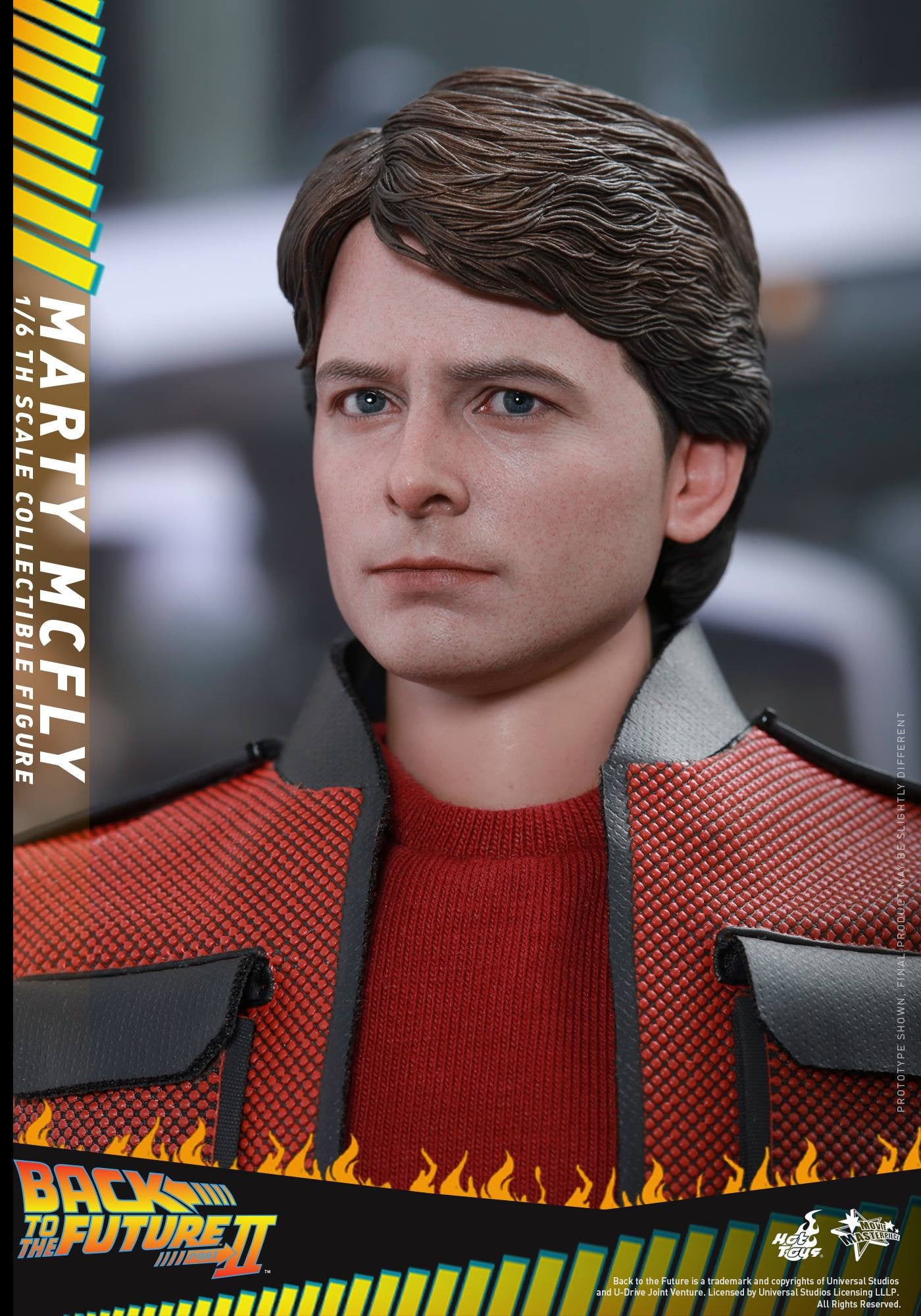 Hot Toys - MMS379 - Back to The Future Part II - Marty McFly (Normal Edition) - Marvelous Toys - 8