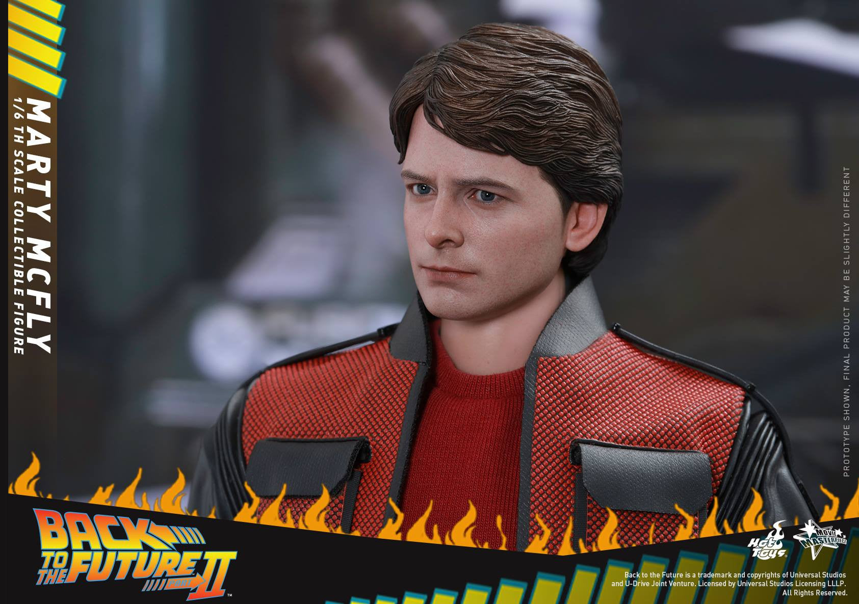 Hot Toys - MMS379 - Back to The Future Part II - Marty McFly (Normal Edition) - Marvelous Toys - 9