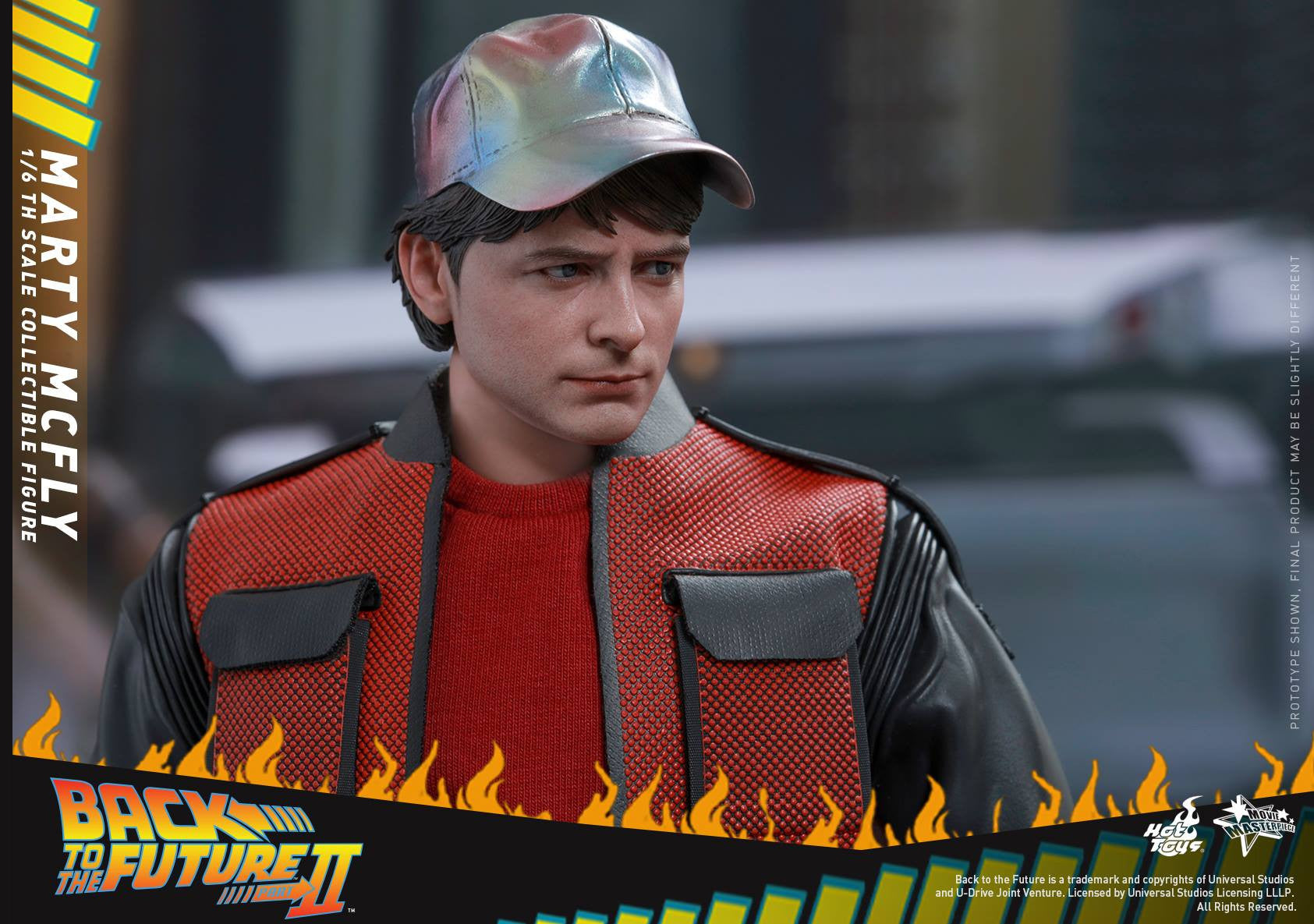 Hot Toys - MMS379 - Back to The Future Part II - Marty McFly (Normal Edition) - Marvelous Toys - 10