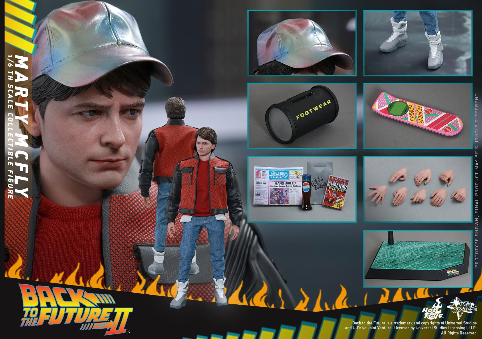 Hot Toys - MMS379 - Back to The Future Part II - Marty McFly (Normal Edition) - Marvelous Toys - 21