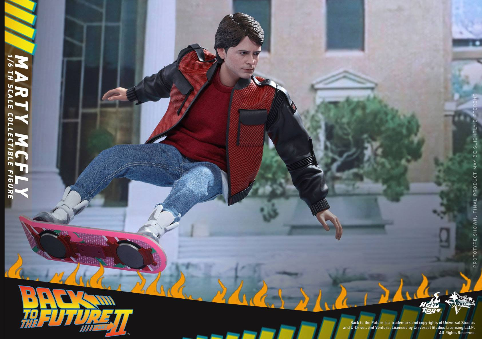 Hot Toys - MMS379 - Back to The Future Part II - Marty McFly (Normal Edition) - Marvelous Toys - 11