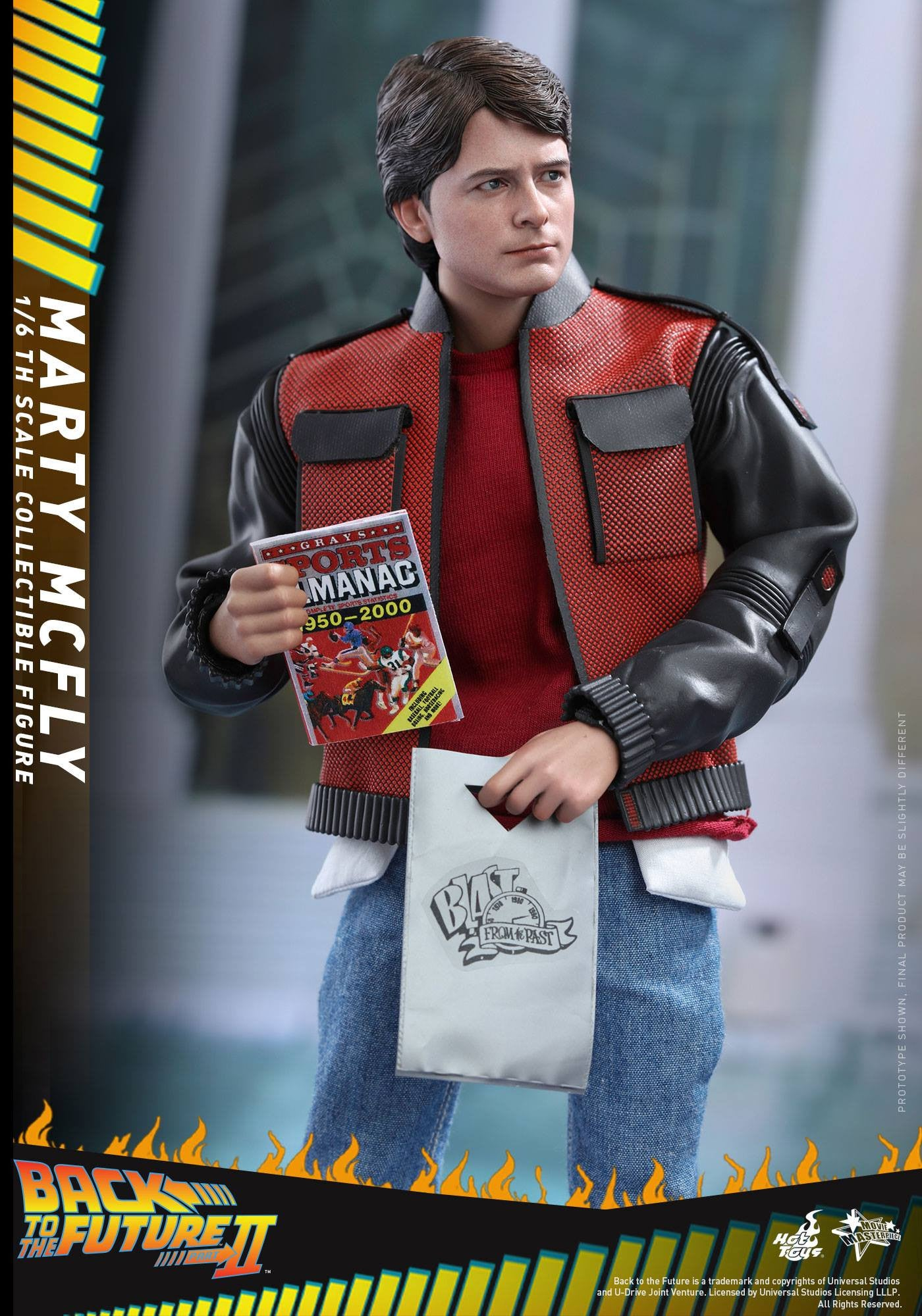 Hot Toys - MMS379 - Back to The Future Part II - Marty McFly (Normal Edition) - Marvelous Toys - 12